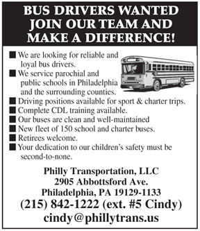 Employment Catholic Philly