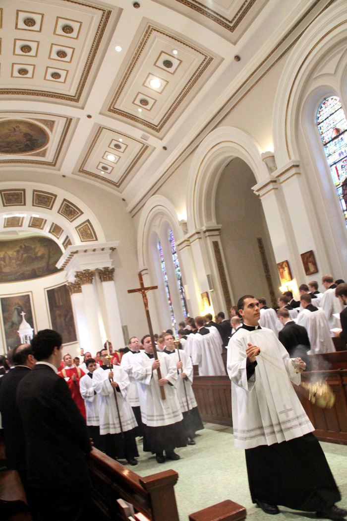 St Charles Seminary Opens Academic Year with Mass of the ...