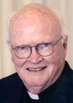 Father William Byron, S.J.