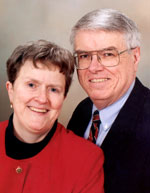 Monica and Bill Dodds
