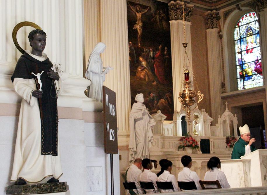 Celebration and planning for black catholics – Catholic Philly