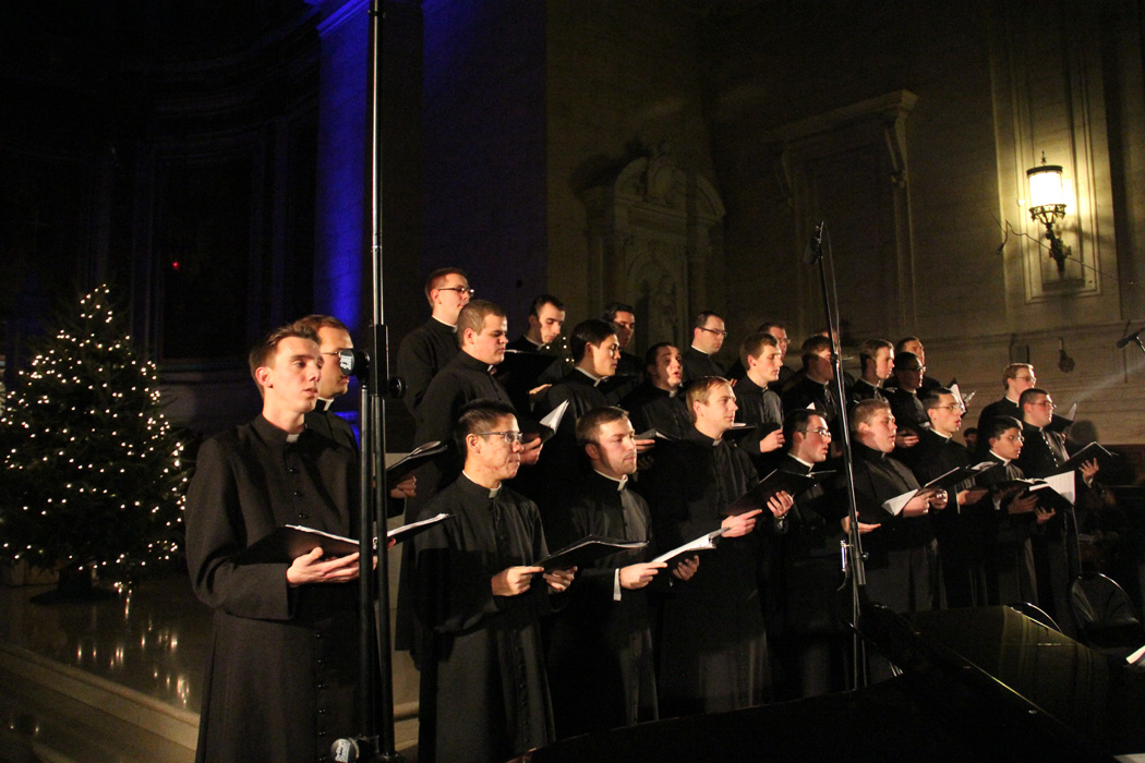 Seminary Christmas Concert to air on