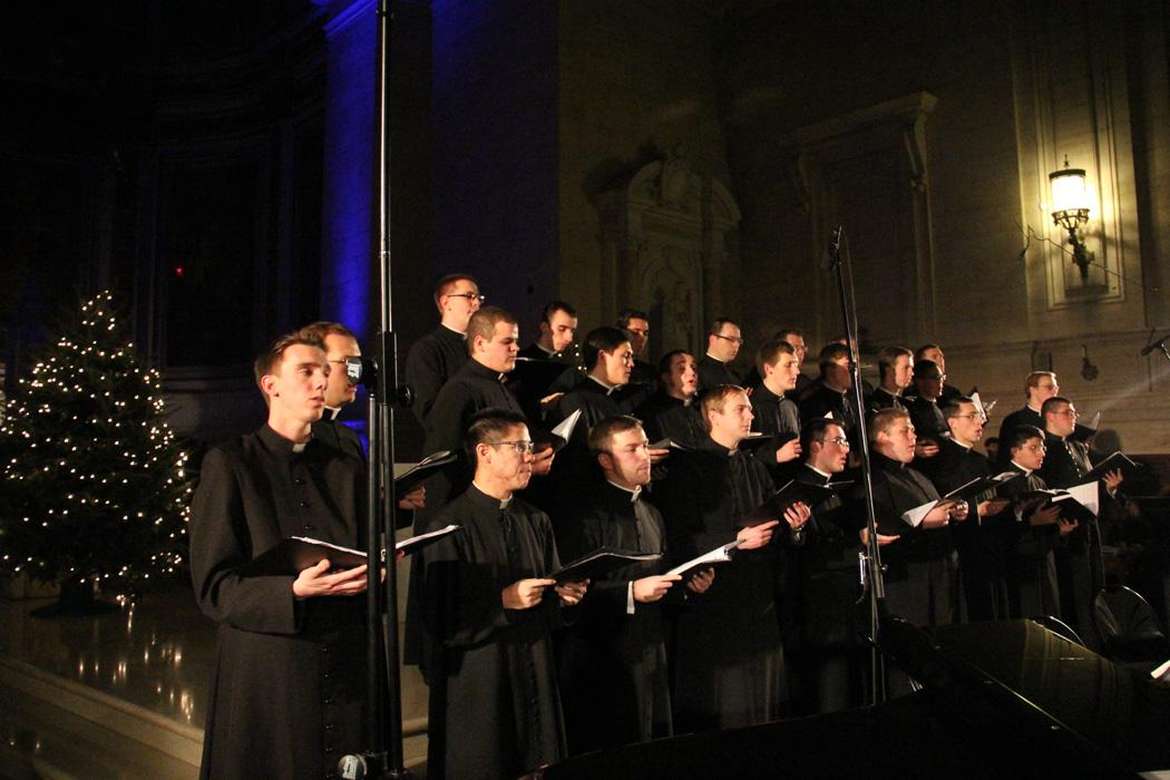 Xm Radio Christmas.Seminary Christmas Concert To Air On The Catholic Channel On