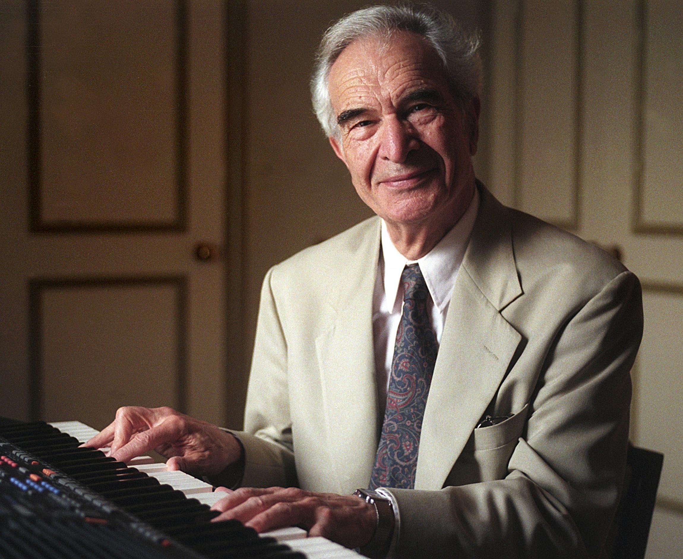 Catholic jazz pianist Dave Brubeck dies; known for 'Take ...