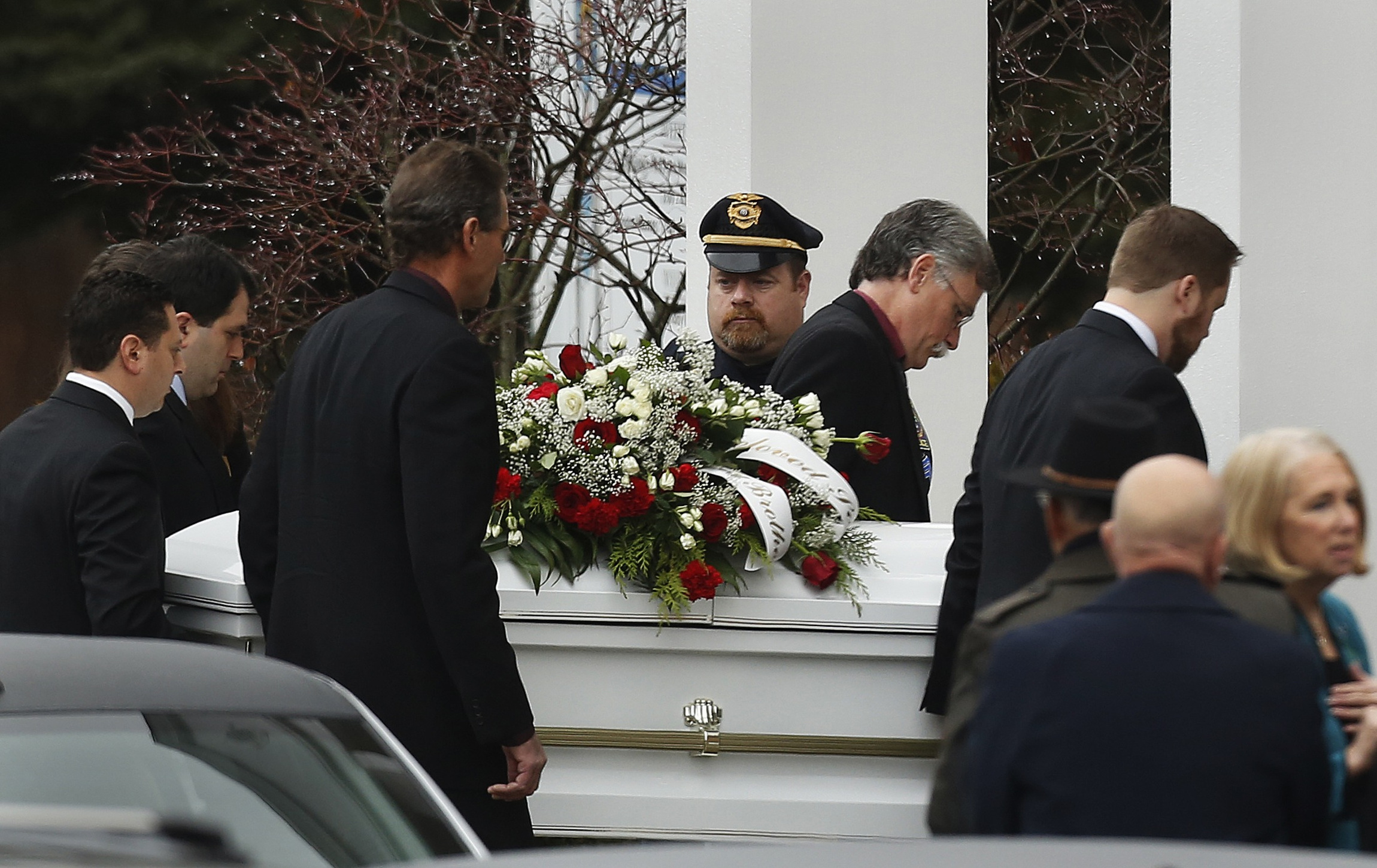 At funerals, Newtown pastor tells mourners child victims