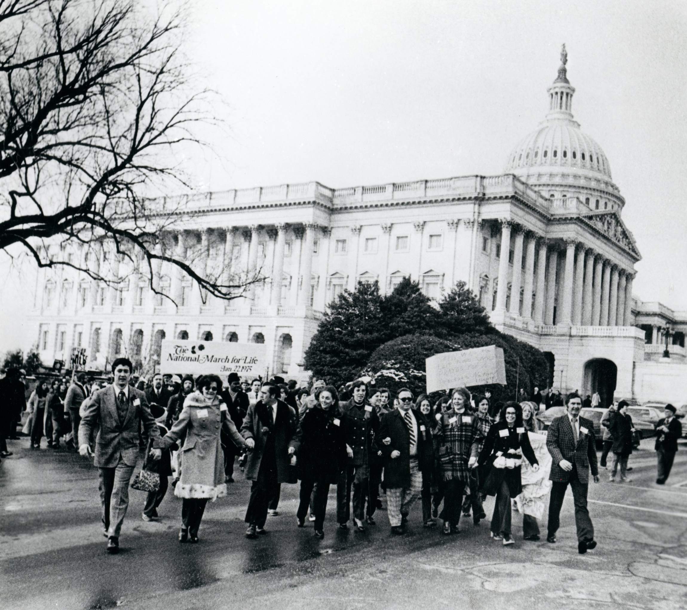40 Years After Roe V. Wade, Pro-life Movement Strengthens