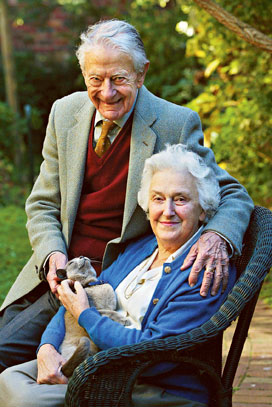 Drs. John and Evelyn Billings