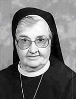Sister Maria Benedicta Blaine
