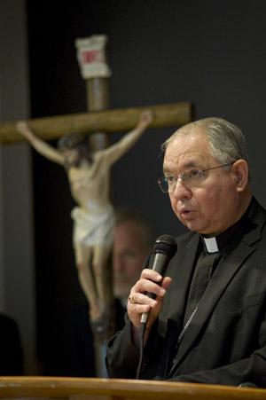 Archbishop Jose H. Gomez of Los Angeles