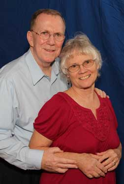 Deacon Paul and Helen McBlain, members of St. Joseph Parish in Collingdale, have been married more than 50 years and have seven children and 21 grandchildren.