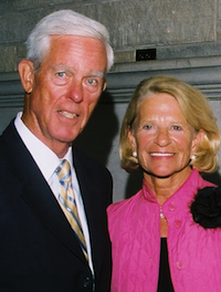 James and Frances Maguire have made a $50 million donation to St. Joseph's University, it was announced July 20.