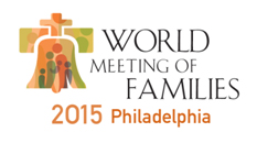 World Meeting of Families logo