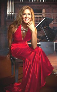 Featured pianist Svetlana Smolina