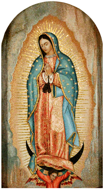 Our Lady Of Guadalupe Images