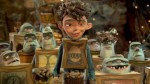 "Eggs, voiced by Isaac Hempstead Wright, appears with other animated characters in the movie ""The Boxtrolls."" (CNS photo/Focus)"