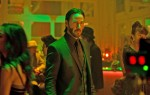 "Keanu Reeves stars in a scene from the movie ""John Wick."" (CNS photo/Lionsgate)"