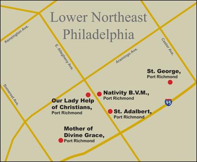 Lower Northeast Philadelphia.indd