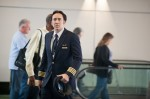 "Nicolas Cage stars in a scene from the movie ""Left Behind."" (CNS photo/Teddy Smith, courtesy Stoney Lake Entertainment)"