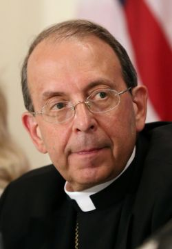 Archbishop William E. Lori (CNS photo/Tyler Orsburn)