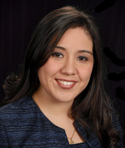 Kathia Arango, director of the archdiocesan Office for Hispanic Catholics.
