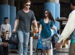 "Chris Hemsworth and Tang Wei star in a scene from the movie ""Blackhat."" (CNS photo/Universal)"