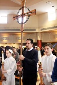 cruicifix Mark Nicosia