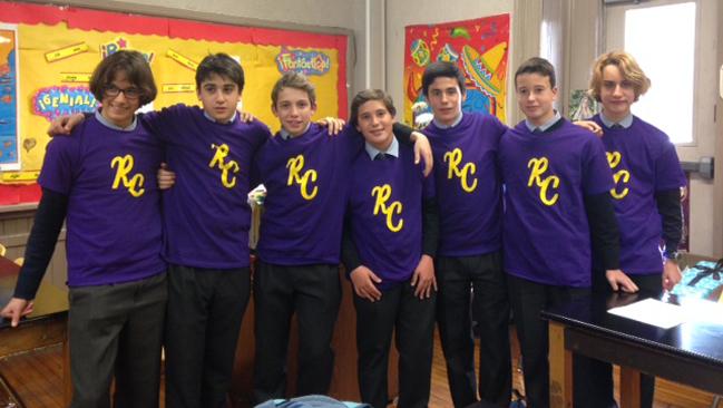 Spanish Students Spend Eventful Week At Roman Catholic Hs