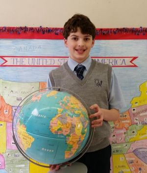 Emmett Nama National Geographic Bee