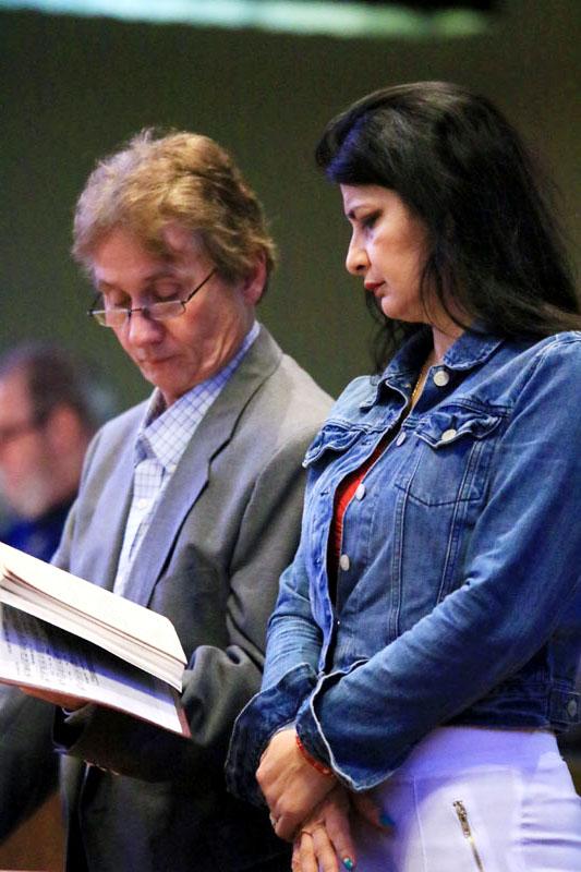 Paul and Aida Wigerman
