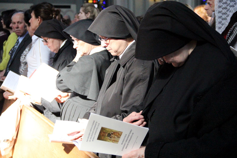 Sisters of St. Basil the Great.