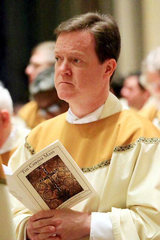 Fr. Keith Chylinski