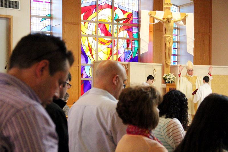 Bishop Timothy Senior final blessing