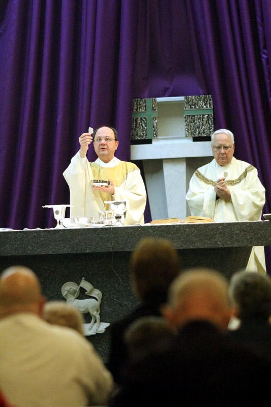 Fr Thomas Nasta and Fr. Edward Rauch OSFS