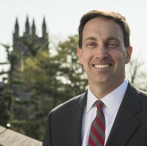 Newly named St. Joseph's University President Mark C. Reed.
