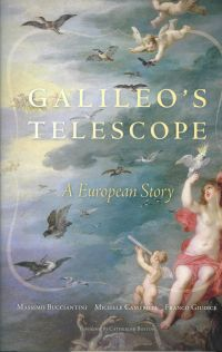 Cover of 'Galileo's Telescope: A European Story'