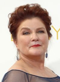Actress Kate Mulgrew poses for a photo during the Primetime Emmy Awards in Los Angeles Aug. 25, 2014. (CNS photo/Paul Buck, EPA)