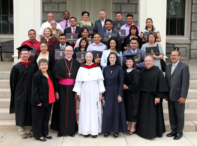 CMI graduates