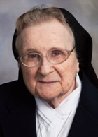 Sister Mary of the Presentation Schnepp, I.H.M.