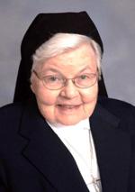 Sister Regina Cecilia Shovlin, I.H.M.
