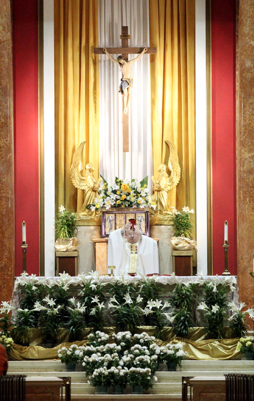 Fr John LaRosa