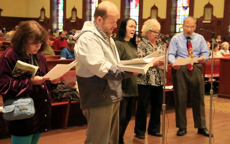 St Bart Choir