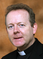 Archbishop Eamon Martin of Armagh, Northern Ireland, is pictured in a 2011 photo. (CNS photo/courtesy of Irish Bishops' Conference)