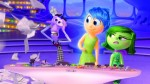 """Animated characters Fear, Joy and Disgust appear in the movie """"Inside Out."""" T (CNS photo/courtesy Disney-Pixar)"""