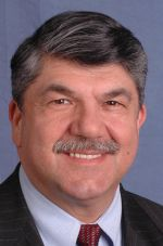 Richard Trumka, head of the AFL-CIO, is a guest columnist for Catholic News Service. (CNS)