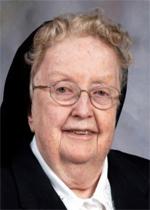Sister Rosemary Bryne, I.H.M.