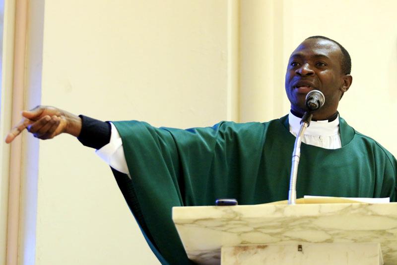 Homily- Fr. Livinus Ugochukwu