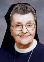 Sister M. Catherine Dunleavy, I.H.M.