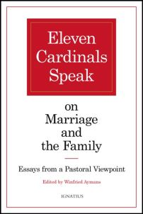 Cover of 'Eleven Cardinals Speak on Marriage and the Family'