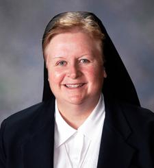 Sister Maureen McDermott, I.H.M.