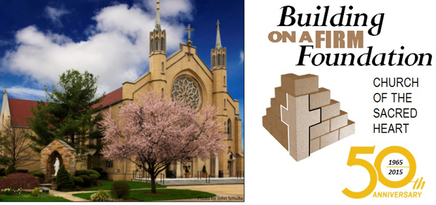 An image from the website of Sacred Heart Parish in South Plainfield, N.J.
